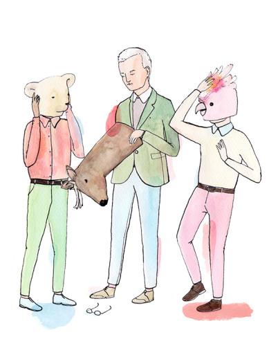 dierenkoppen De Psycholoog RGB